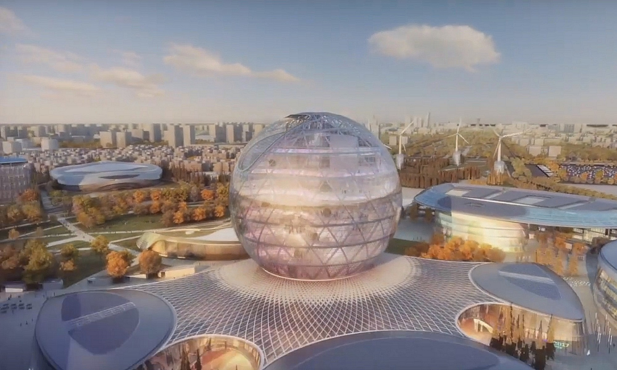 Expo 2017 Astana Kasachstan